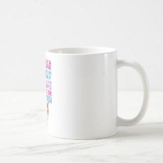 Blame it on the Corgi funny dog Coffee Mug