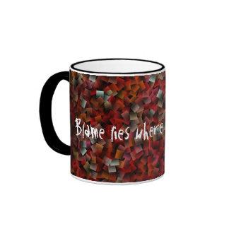 Blame Mug