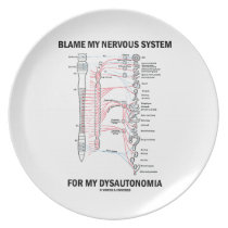 Blame My Nervous System For My Dysautonomia Dinner Plate