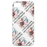 Blame My Neurotransmitters If Not Paying Attention iPhone 5 Cases
