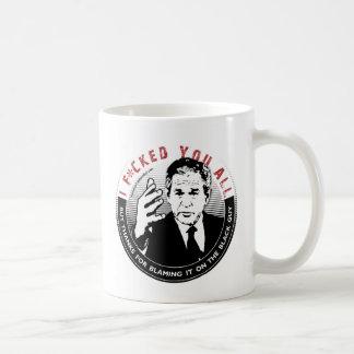 Blaming it on the Black Guy Mug