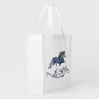 Blámóða Reusable Grocery Bag