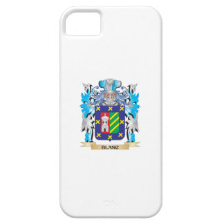 Blanc Coat of Arms iPhone 5 Cases