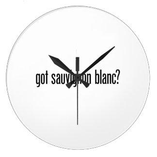 blanc conseguido de sauvignon reloj redondo grande