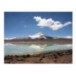 blanca de Laguna (Bolivia) Postal