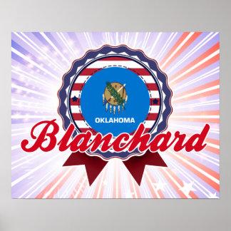 Blanchard, AUTORIZACIÓN Poster
