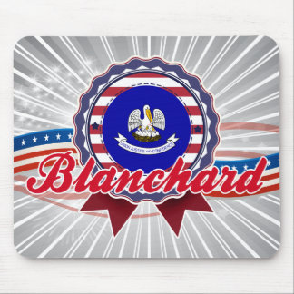Blanchard, LA Mouse Pad