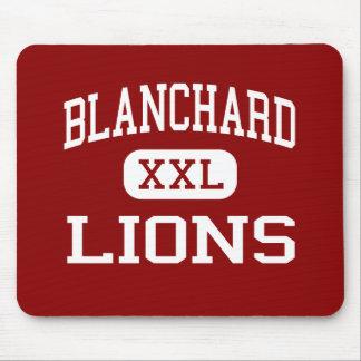 Blanchard - Lions - High - Blanchard Oklahoma Mouse Pad