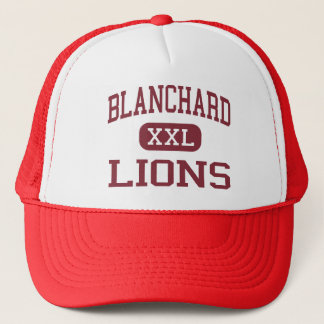 Blanchard - Lions - Middle - Blanchard Oklahoma Trucker Hat
