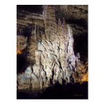 Blanchard Spring Caverns Postcard