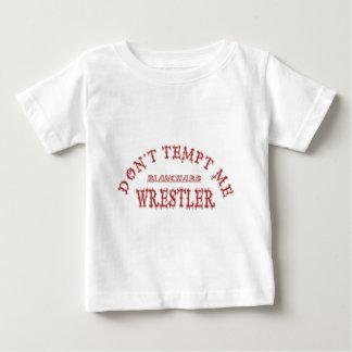 Blanchard Wrestler Baby T-Shirt