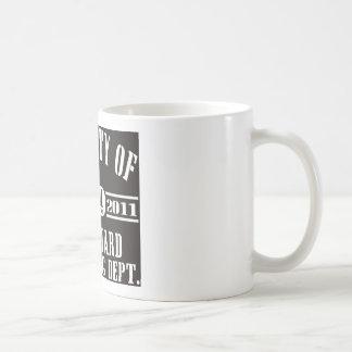 Blanchard Wrestling Dept. Coffee Mug