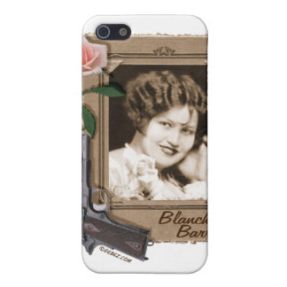 Blanche Barrow Case For iPhone SE/5/5s