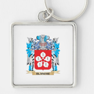 Blanche Coat of Arms Key Chain