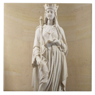 Blanche de 1188-1252) reinas del Castile (de Franc Azulejo Cuadrado Grande