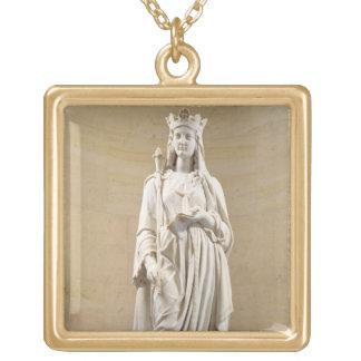 Blanche de 1188-1252) reinas del Castile (de Franc Colgante Cuadrado