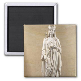 Blanche de 1188-1252) reinas del Castile (de Franc Imán Cuadrado