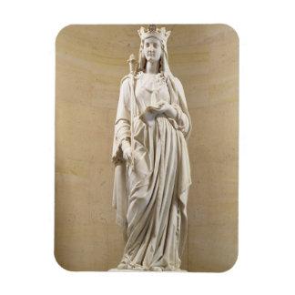 Blanche de 1188-1252) reinas del Castile (de Franc Imán De Vinilo