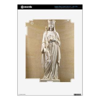 Blanche de 1188-1252) reinas del Castile (de Franc iPad 3 Skin