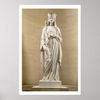 Blanche de 1188-1252) reinas del Castile (de Franc Póster