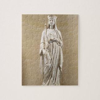 Blanche de 1188-1252) reinas del Castile (de Franc Puzzle