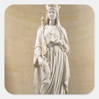 Blanche de 1188-1252) reinas del Castile (de Pegatina Cuadrada