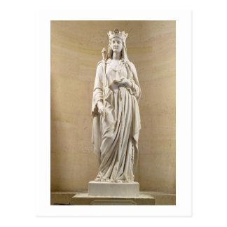 Blanche de 1188-1252) reinas del Castile (de Postal