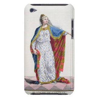 Blanche de Castile (1185/88-1252) Queen of France Barely There iPod Cases