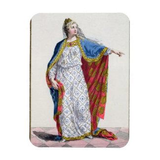Blanche de Castile (1185/88-1252) Queen of France Magnets