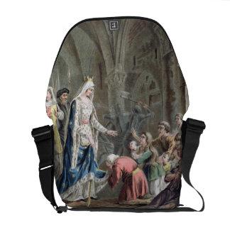 Blanche de Castille (1185-1252) Breaks up the Pris Messenger Bags