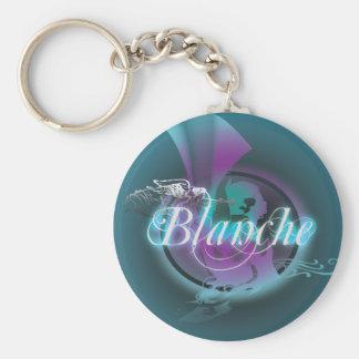 Blanche KeyChain
