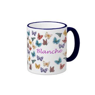 Blanche Mugs