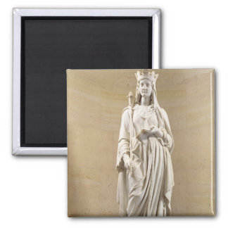 Blanche of Castile (1188-1252) Queen of France, 18 Magnet