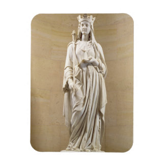 Blanche of Castile (1188-1252) Queen of France, 18 Flexible Magnets