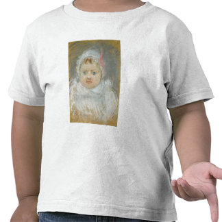 Blanche Pontillon as a Baby 1872 pastel on paper T Shirt