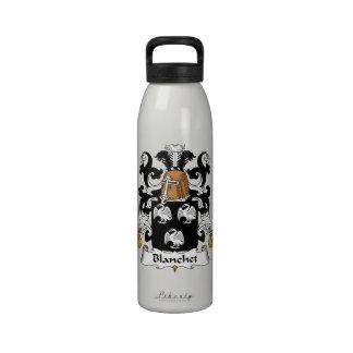 Blanchet Family Crest Drinking Bottles