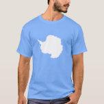 Blanco azul de la bandera de Graham Bartram la Playera