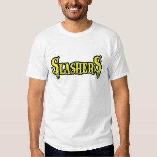 Blanco básico T de Slasher Poleras