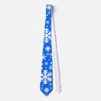 Blanco como la nieve corbatas personalizadas