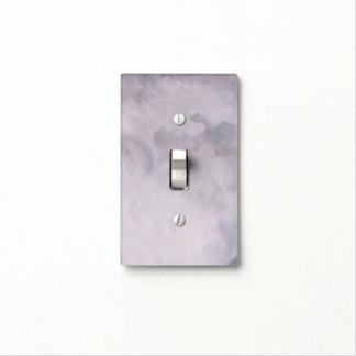Blanco como la nieve tapas para interruptores