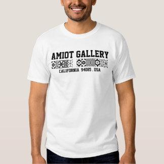 BLANCO con clase de la galería de Amiot Playeras