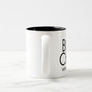 Blanco de la taza de Birdchick