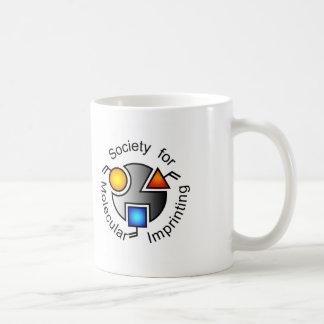 Blanco de la taza del SMI