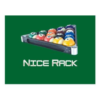 Blanco de NiceRack Postales