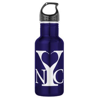 Blanco de Nueva York del amor