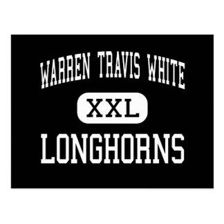 Blanco de Warren Travis - fonolocalizadores de Tarjetas Postales