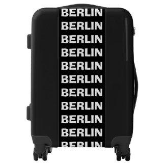 Blanco del error tipográfico de BERLÍN Maletas