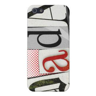 Blanco del estuche rígido del iPhone 4 de DADA iPhone 5 Carcasas