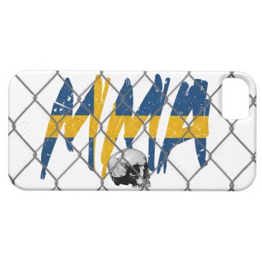 blanco del Muttahida Majlis-E-Amal de Suecia del Funda Para iPhone 5 Barely There