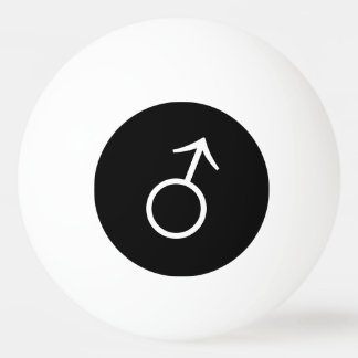 Blanco del negro de los tenis de mesa de Pong de Pelota De Tenis De Mesa